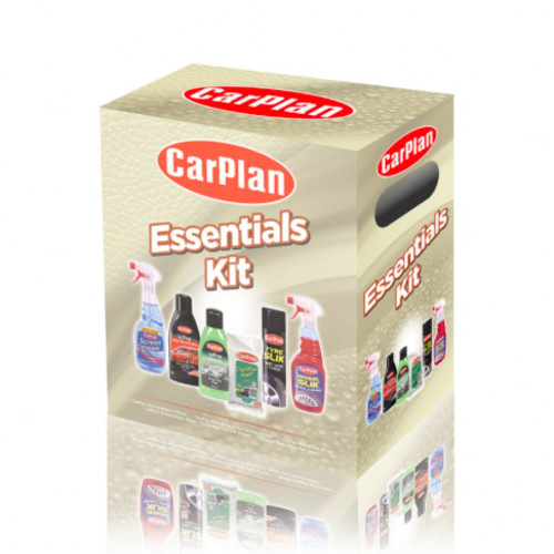 Car Plan Essentials Kit