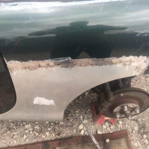 Car Welding Repairs