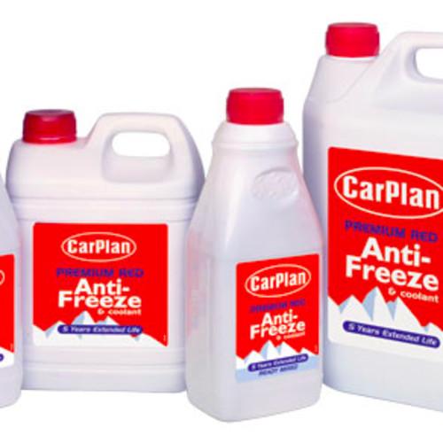 CarPlan Antifreeze