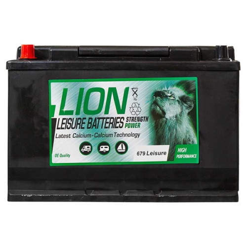 110AH Lion Leisure Battery