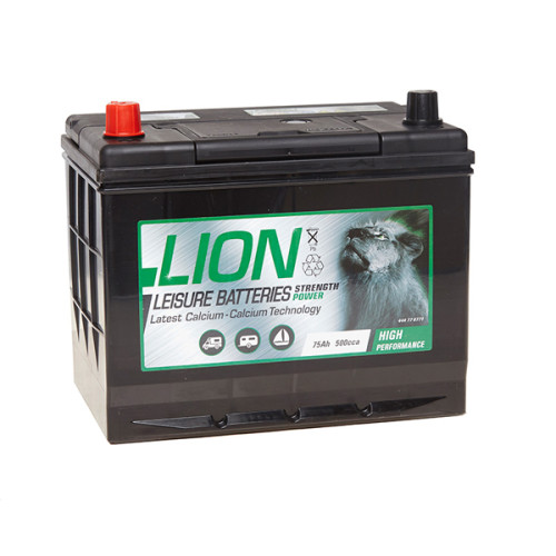 75AH Lion Leisure Battery