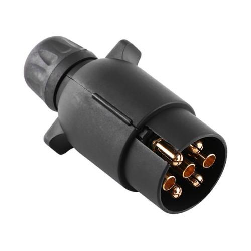 Plastic 7 Pin Plug