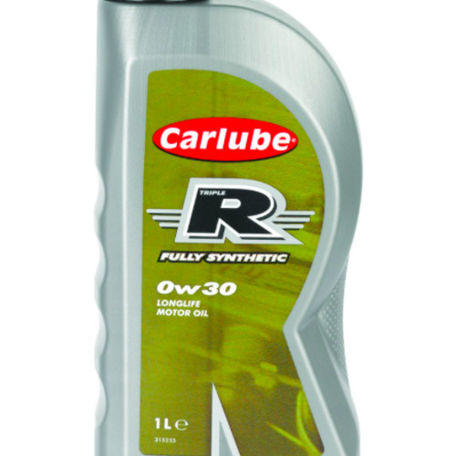 Triple R 0W-30 Longlife Fully Synthetic Engine Oil 1L