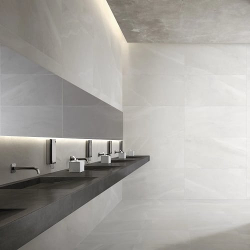 Convent Stone White Porcelain