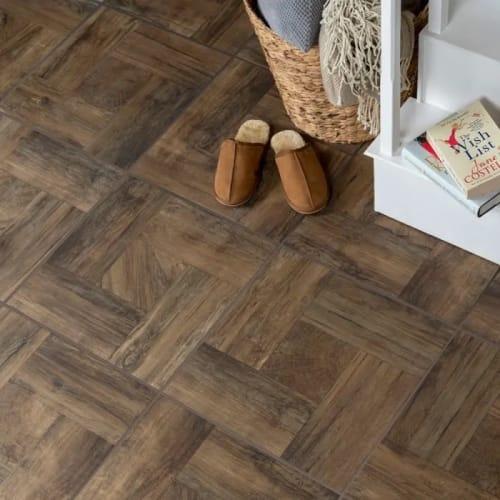 Hadley Oak Wood Effect