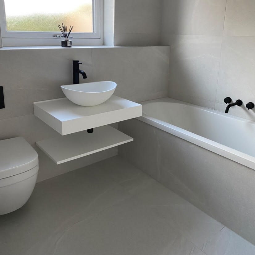 Our architectural and stone effect porcelain tiles collection excude class and are manufactured to the highest standards. Browse the Grey Gray selection.
