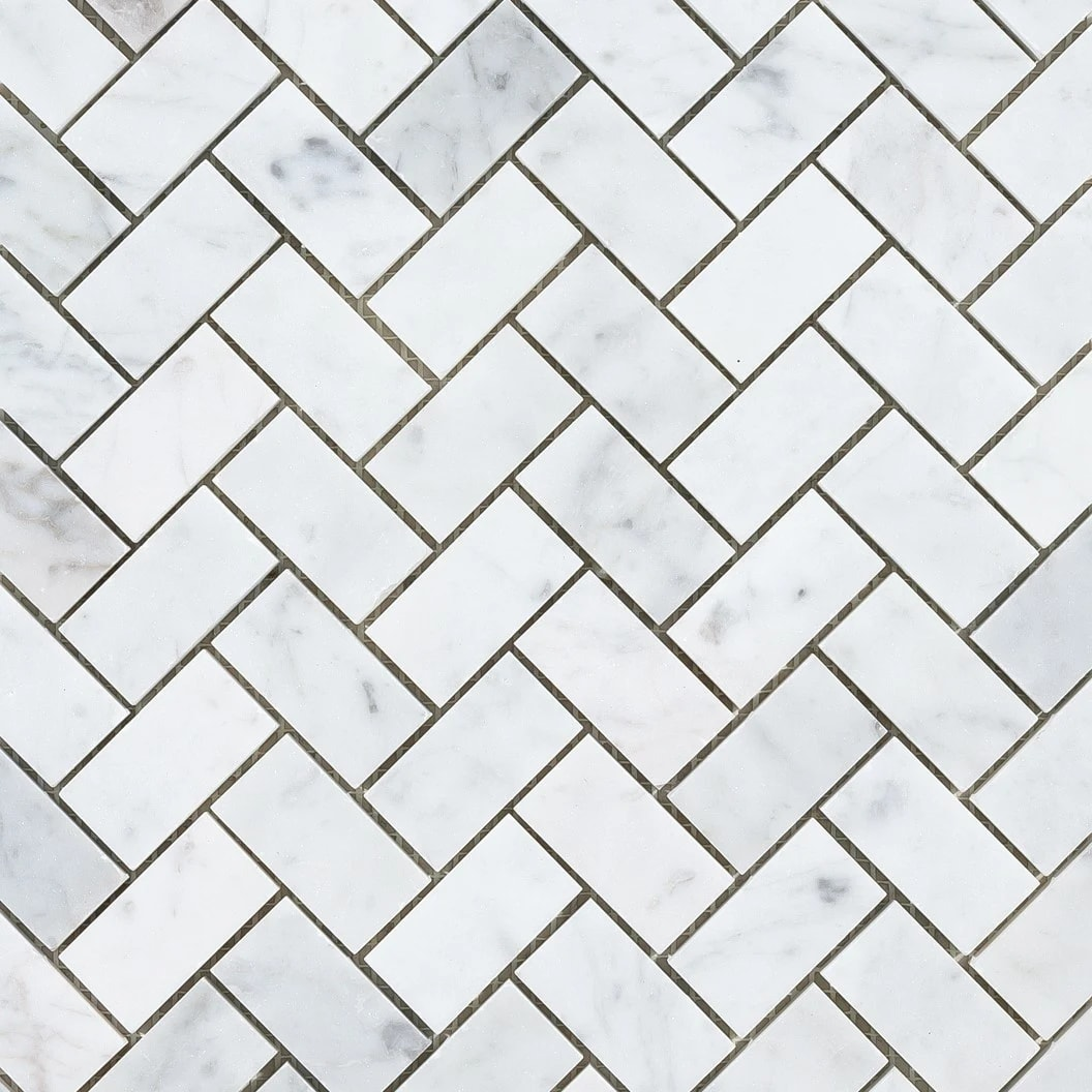 Mosaics are great for creating decorative, feature walls, borders, niches, or non-slip shower bases. They are also a lovely choice for breaking up sections in bigger rooms.