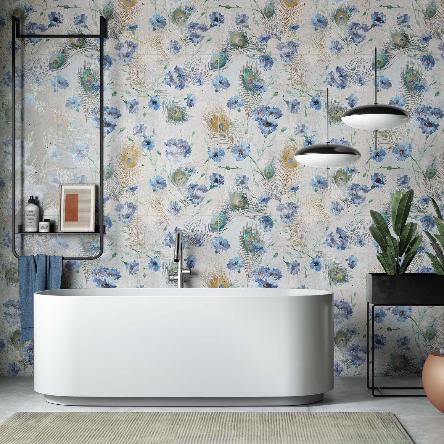 Browse our curated collection of patterned, victorian, and statement ceramic and porcelain tiles for kitchens, bathrooms, and splashtops