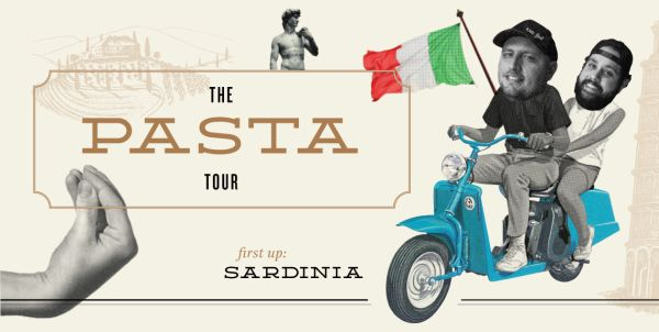 Event Image for Pasta: The Tour of Italy