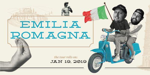 Event Image for Pasta: The Tour of Italy - Emilia Romagna