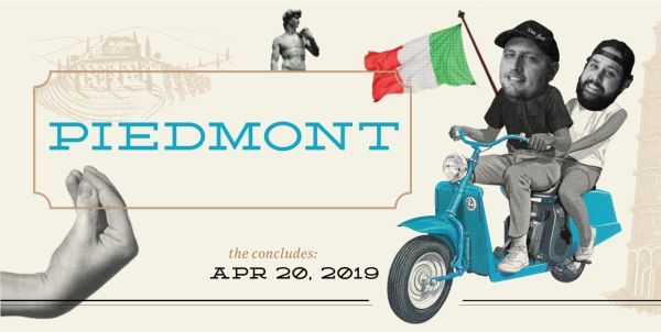 Event Image for Pasta: The Tour of Italy - Puedmont