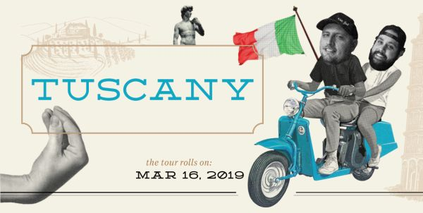 Event Image for Pasta: The Tour of Italy - Tuscany