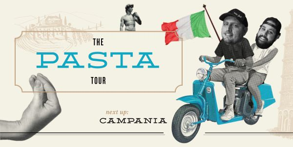 Event Image for Pasta: The Tour of Italy - Campania