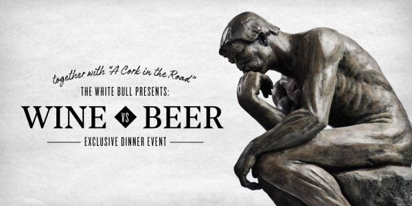 Event Image for Wine vs Beer Exclusive Dinner Event