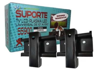 SUPORTE TV UNIVERSAL 10 A 100 SS900 SULFORTE