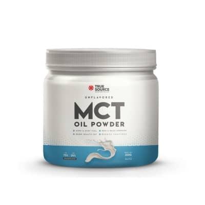 MCT Oil Sem Sabor True Source 300g  (SEM GLÚTEN, SEM LACTOSE E VEGANO)