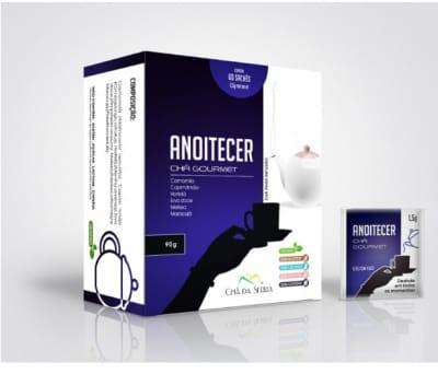 Anoitecer - 60 saches - ( VEGANO )