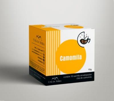 Camomila - 10 saches - ( VEGANO )
