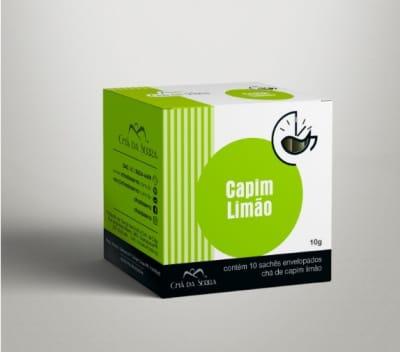 Capim Limao - 10 saches ( VEGANO )