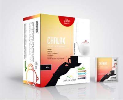 Chalax - 60 saches ( VEGANO )