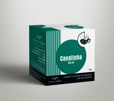 Cavalinha - 10 saches ( VEGANO )
