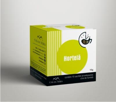 Hortela - 10 saches ( VEGANO )