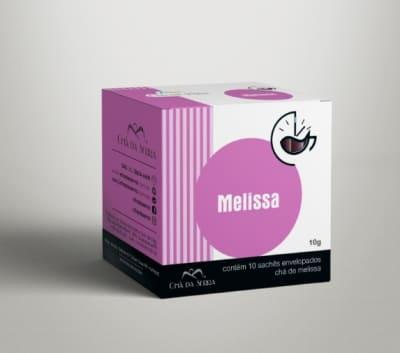 Melissa - 10 saches ( VEGANO )