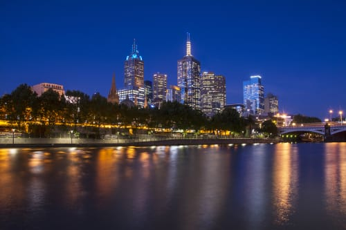 Melbourne's Night Photography Workshop