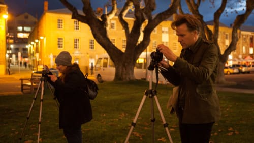 Hobart Night Photography Walkabout