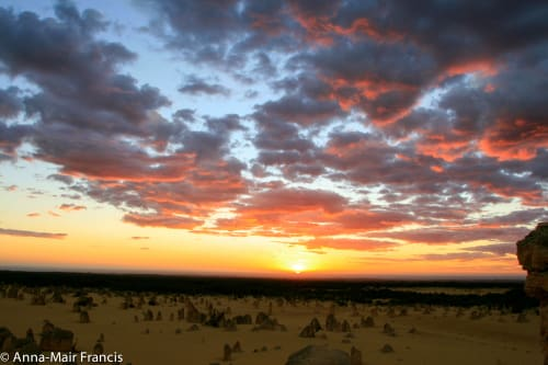 The Pinnacles, Sunset and Night Sky Photography Private Day Tour