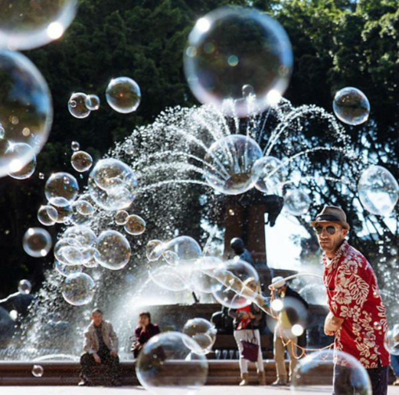 Sydney Street Photography Adventure, CBD (The Urban Observer)