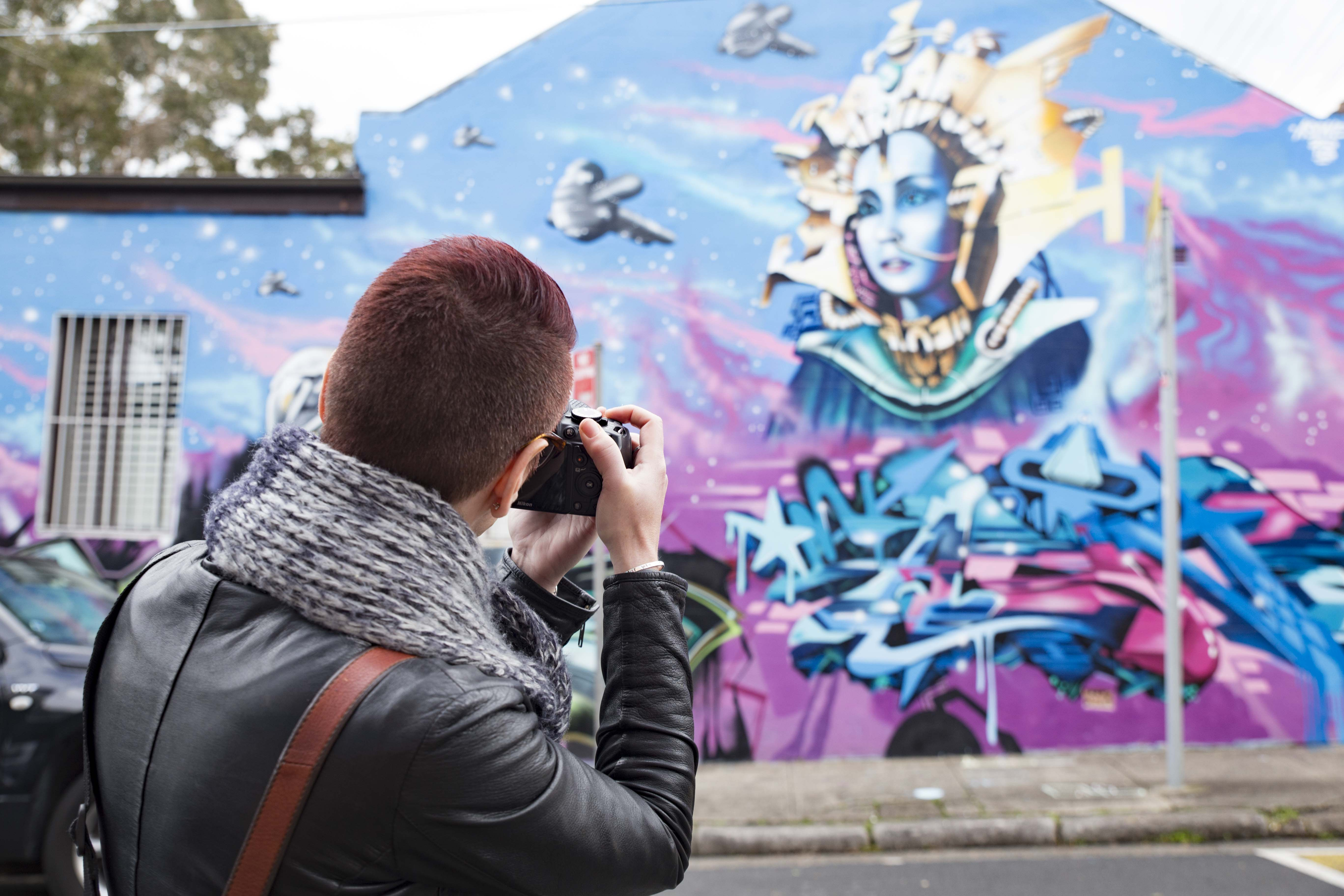 Sydney Street Photography Adventure, Newtown (The Poetic Witness)