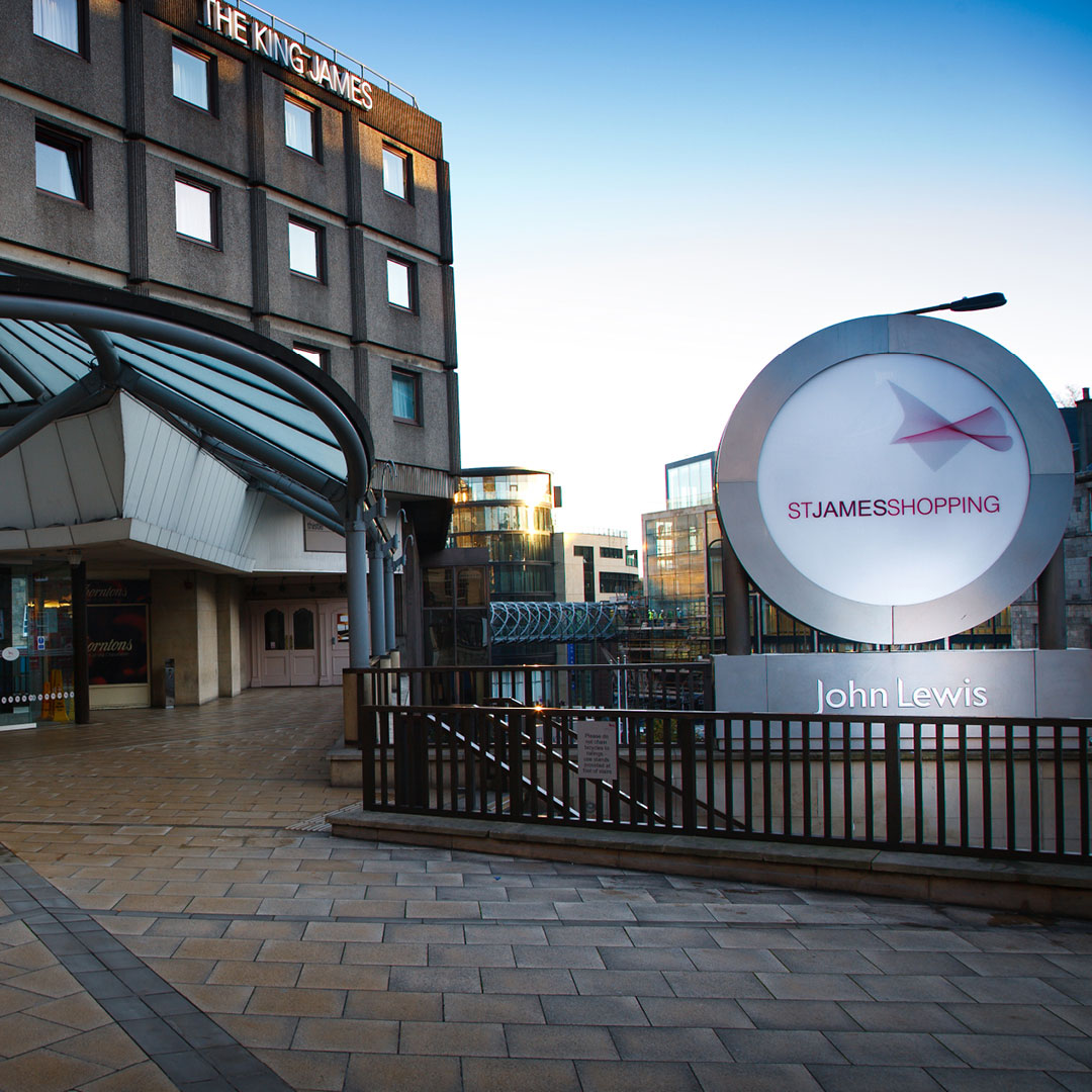 Edinburgh locals invited to look to the future and celebrate past, as St James Shopping prepares for transformational redevelopment