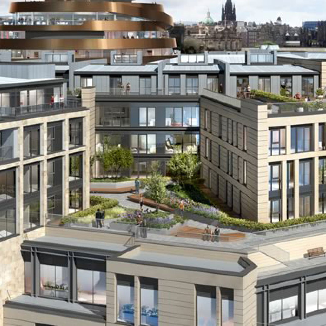 TH Real Estate confirms Native Land and Queensberry as Edinburgh St James residential partner