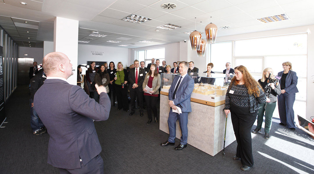 FUSE launch ignites world-class Edinburgh St James retail and hospitality skills academy