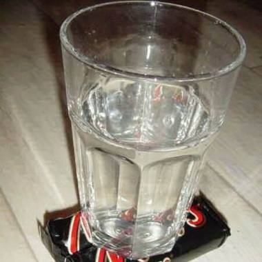 Image drole  Il y a de l'eau sur Mars