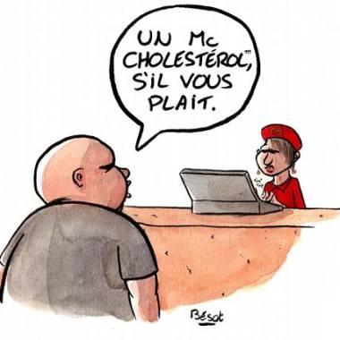 Image drole  Malbouffe . . .