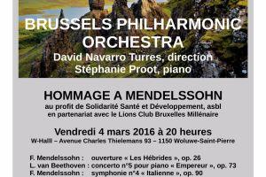 "Concert ""Hommage à Mendelssohn"""