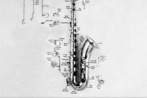 Symphony Concert Sax 200