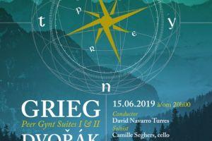Dvorak & Grieg