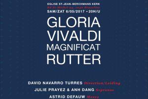 Vivaldi's GLORIA & Rutter's MAGNIFICAT