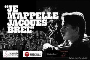 Symfonische eerbetoon aan Brel - Antwerpen
