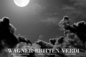 Hommage aan Verdi, Britten en Wagner