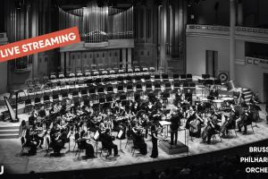 Lockdown streaming - Brussels Philharmonic Orchestra live from See U