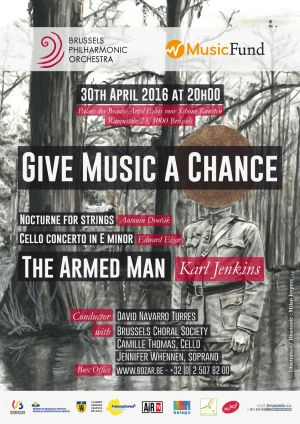 "Concert ""Give Music a chance"""