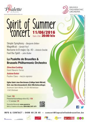 Spirit of Summer Concert