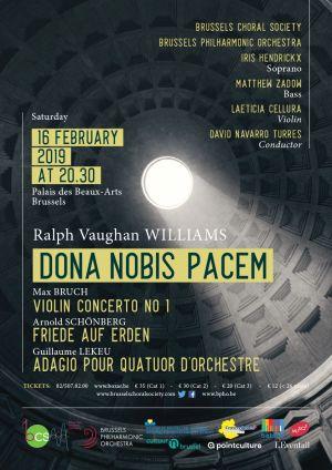 Dona Nobis Pacem concert
