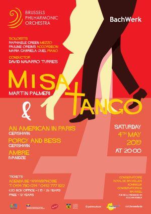Misa Tango & Gershwin
