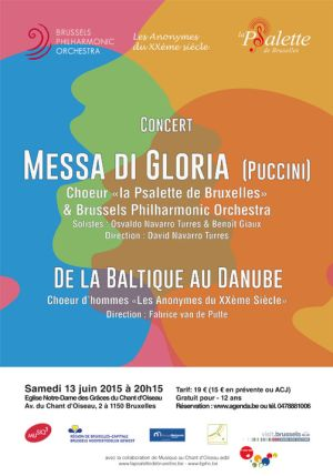 "Concert ""MESSA DI GLORIA"""