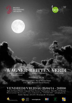Hommage à Verdi, Britten et Wagner